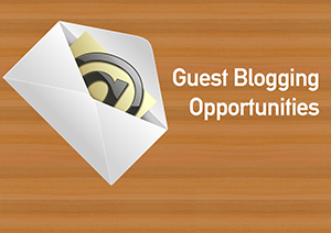 Top 5 Ways to Find Guest Blogging Opportunities