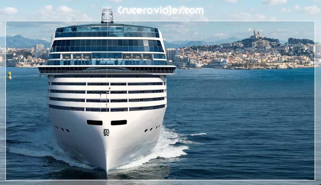 nuevo barco de msc cruceros