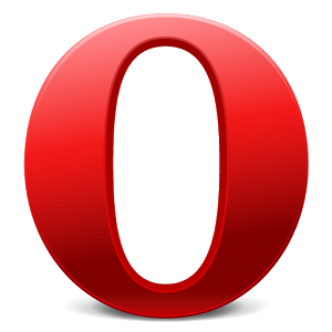 Opera Mini web browser