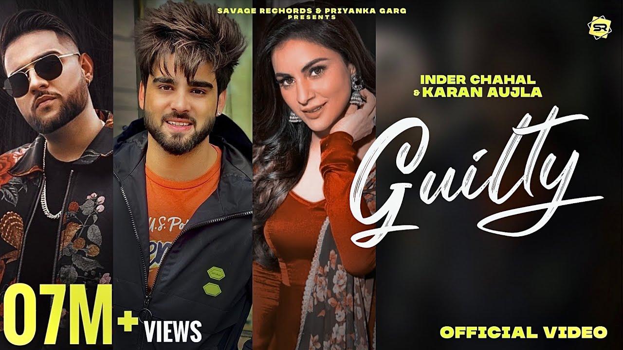 Guilty Lyrics Karan Aujla X Inder Chahal