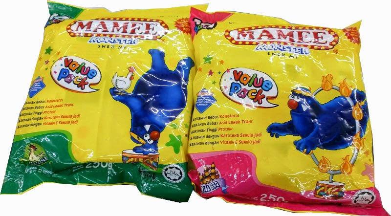 Jenama Mamee Adalah Milik Malaysia Yang Pertama Kali Dilancarkan Pada Tahun 1975 Dalam Kategori Makanan Ringan Mi Kemudian Telah Dilanjutkan