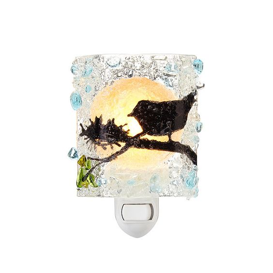 Bird night light