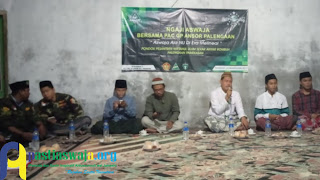 Ngaji Aswaja, GP Ansor Palengaan Hadirkan Sekretaris Redaksi Pasti Aswaja