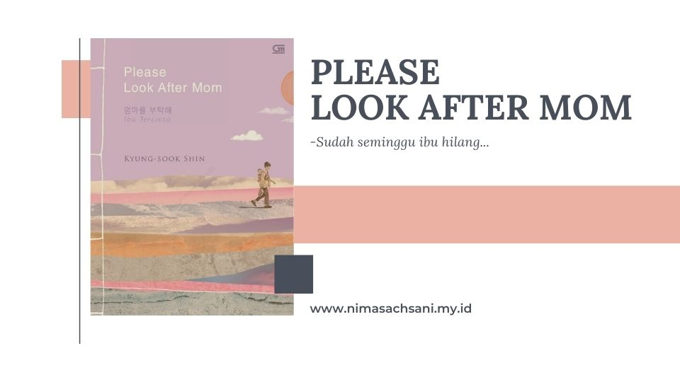 review novel please look after mom