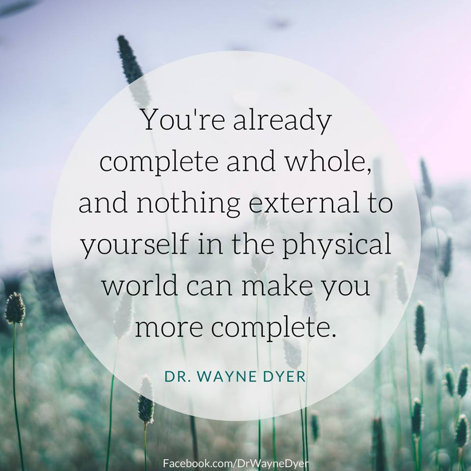 Wayne Dyer Quotes | Linda S Voice I Am Back Dr Wayne Dyer S Quotes Collections