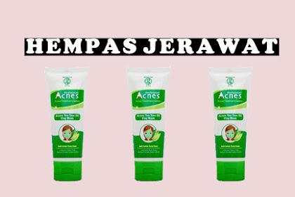 Masker Wajah Jerawat Acnes Tea Tree Oil [ Hilangkan Jerawat Seketika ]