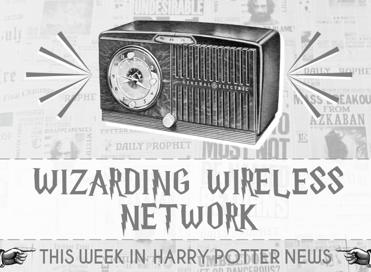 This Week In Harry Potter News March 16th, 2018