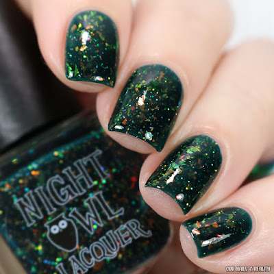 Night Owl Lacquer-Fear is the Mind Killer