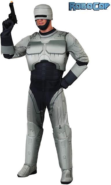 Robocop costume Halloween cosplay