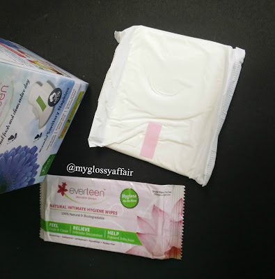 Everteen Natural Cotton Sanitary Napkin