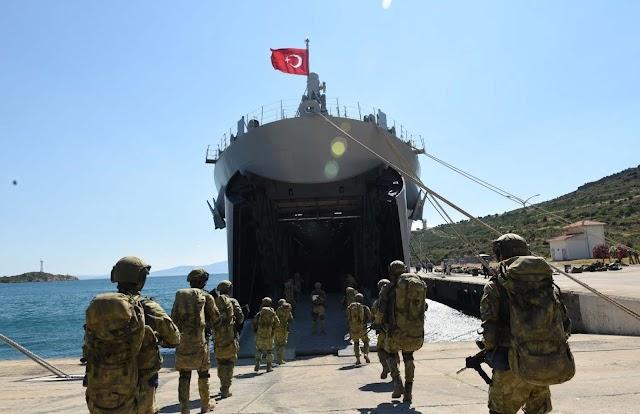 Nordic Monitor: Στο φως το μυστικό σχέδιο ταυτόχρονης τουρκικής εισβολής σε Ελλάδα και Αρμενία