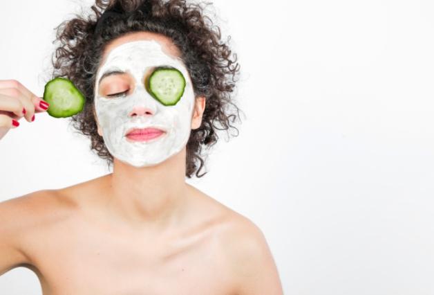 Fique linda - máscaras de beleza