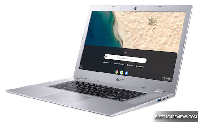 Acer Chromebook 315 laptop with AMD processor
