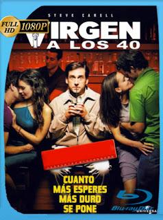 Virgen a los 40 (2005)HD [1080p] Latino [GoogleDrive] SilvestreHD