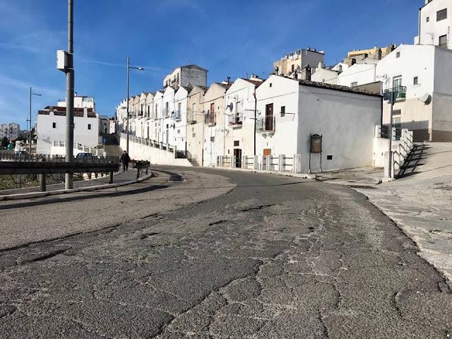 Monte Sant'Angelo, il Comune pubblica la gara per la Panoramica Sud. Le dichiarazioni del Sindaco d'Arienzo