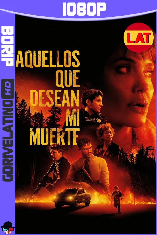 Aquellos Que Desean Mi Muerte (2021) BDRip 1080p Latino-Ingles MKV