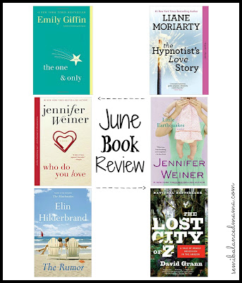 beach reads - recommendations