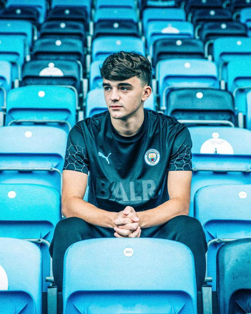Manchester City Puma x BALR