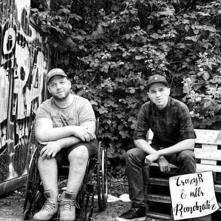 CRAZYB und MLLR mit der Randnotiz EP | Guter HipHop aus Wuppertal als Free Download