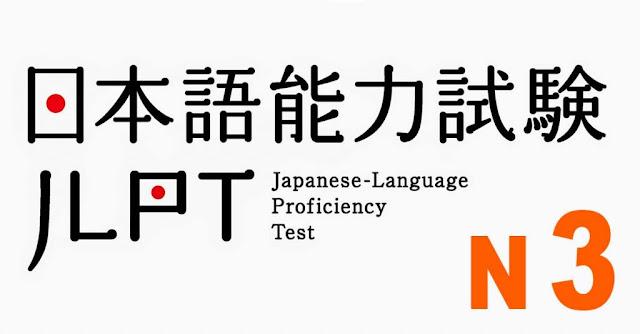 Chia sẻ khóa học Luyện thi Tiếng Nhật N3 cấp tốc