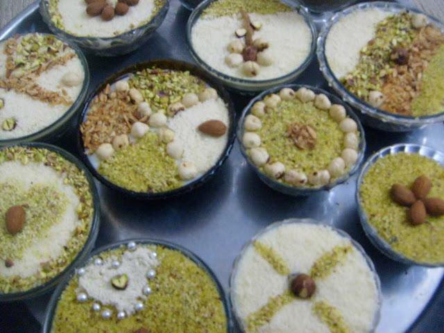 طريقة تحضيرعصيدة الزقوقو- أكلة تونسية