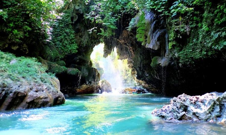 Green Canyon, Wisata Air yang Seru di Pangandaran