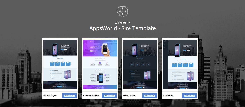 45 Best HTML Landing Page Templates - Designsmag.org