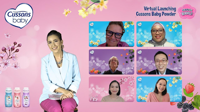 virtual event cussons