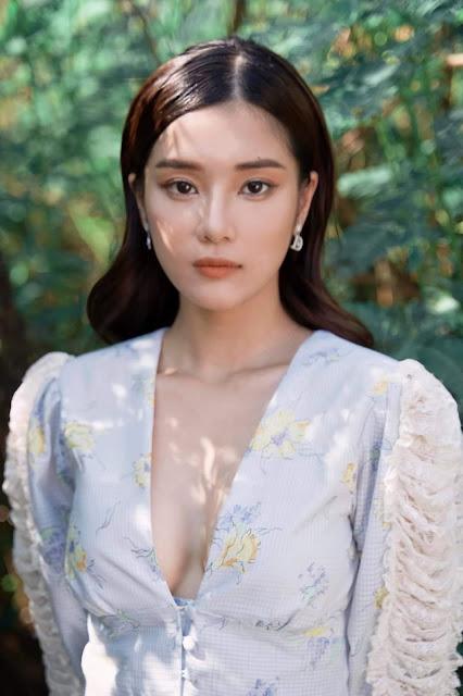 Ảnh người đẹp Việt Nam : Ca sĩ Hoàng Yến chibi