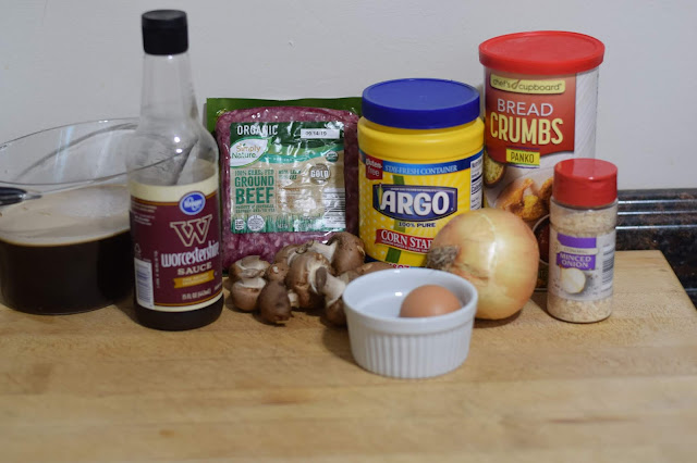 The ingredients needed to make the Crockpot Italian Chicken with Rice Recipe.