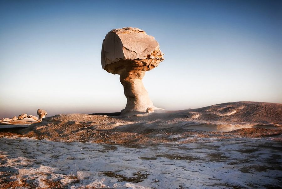 White Desert National Park Egypt 12
