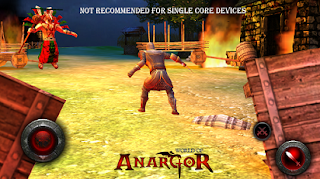 World of Anargor – 3D RPG