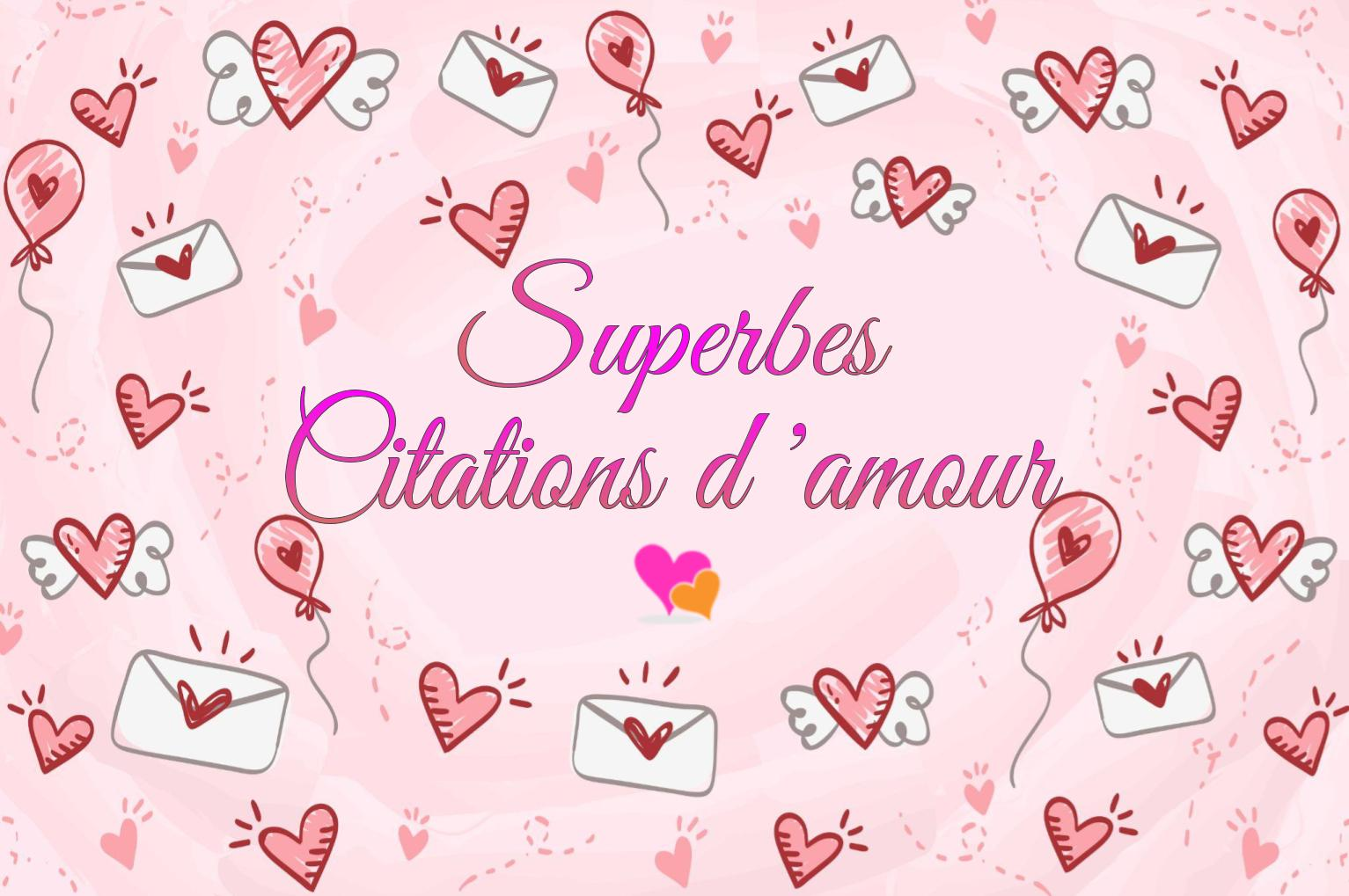 Citations avec proverbes et phrases d'amour