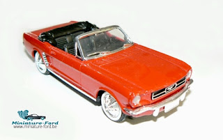 Solido, Ford Mustang 1964 1/2