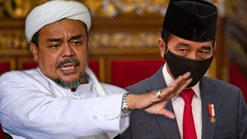 Corona Melonjak, Dokter Ini Ajak Jokowi Tobat: Apakah Ini Azab Tuhan karena Negara Penjarakan HRS?