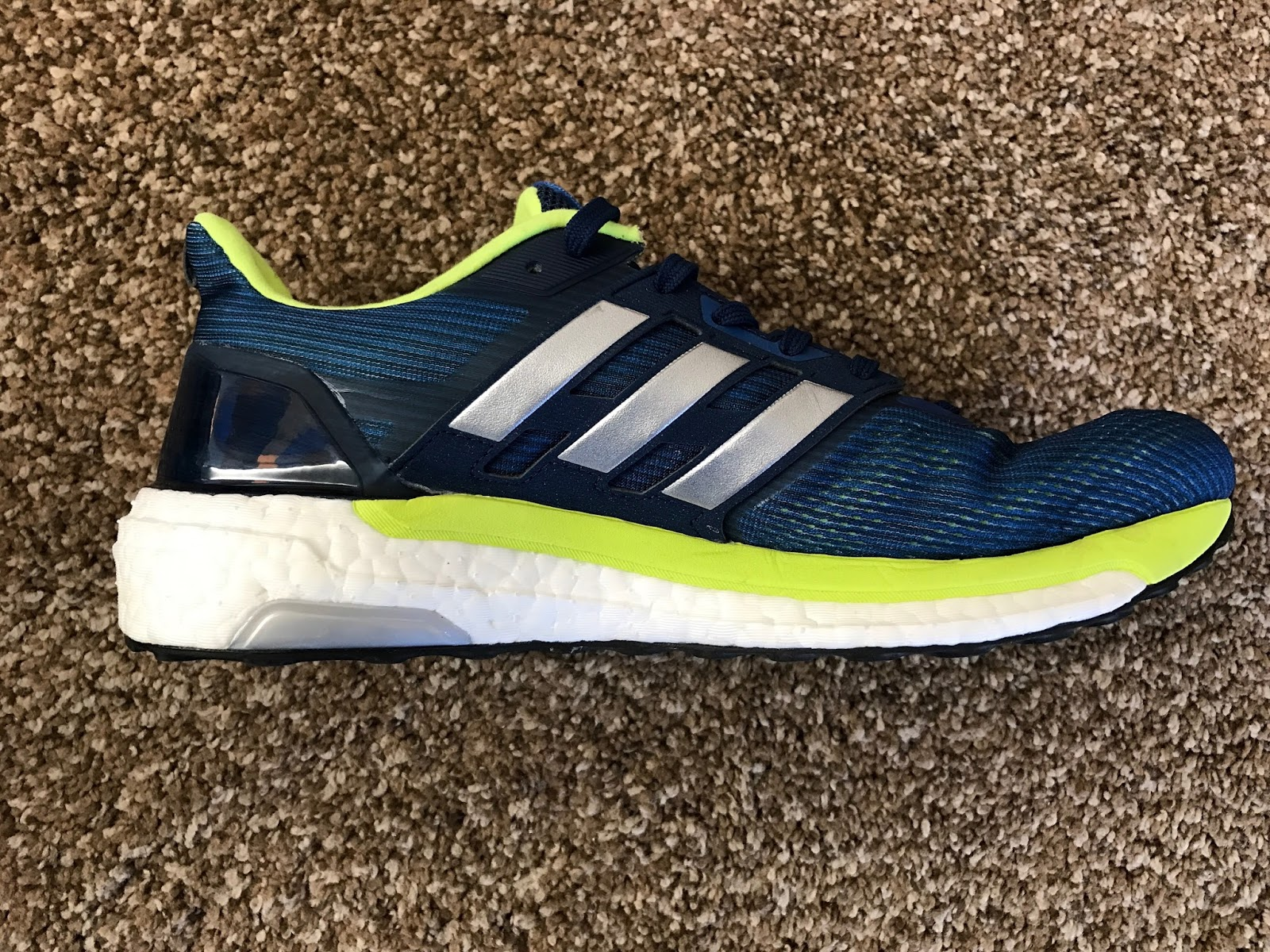 Road Trail Run  adidas Supernova Glide 9 Review  Rebounding 34c3480e792d2