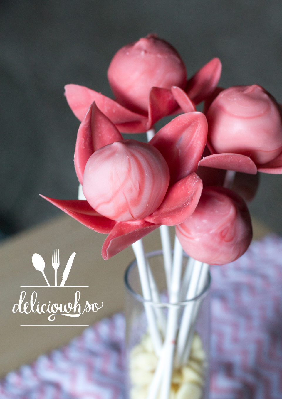 Delici Owh So Cake Pop Bouquet