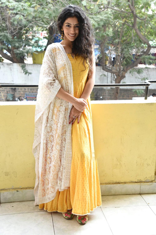 Diksha Sharma Raina Stills at ShubhalekhaLu Press Meet