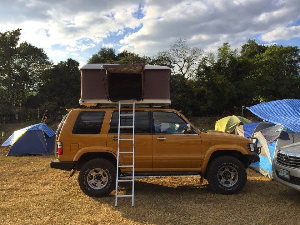 Rooftop Tent  Hard Top Tent