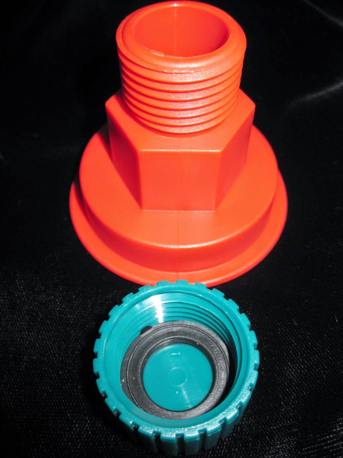 ridgid wet dry vac hose to drain adapter and cap - Shop Vac Hose