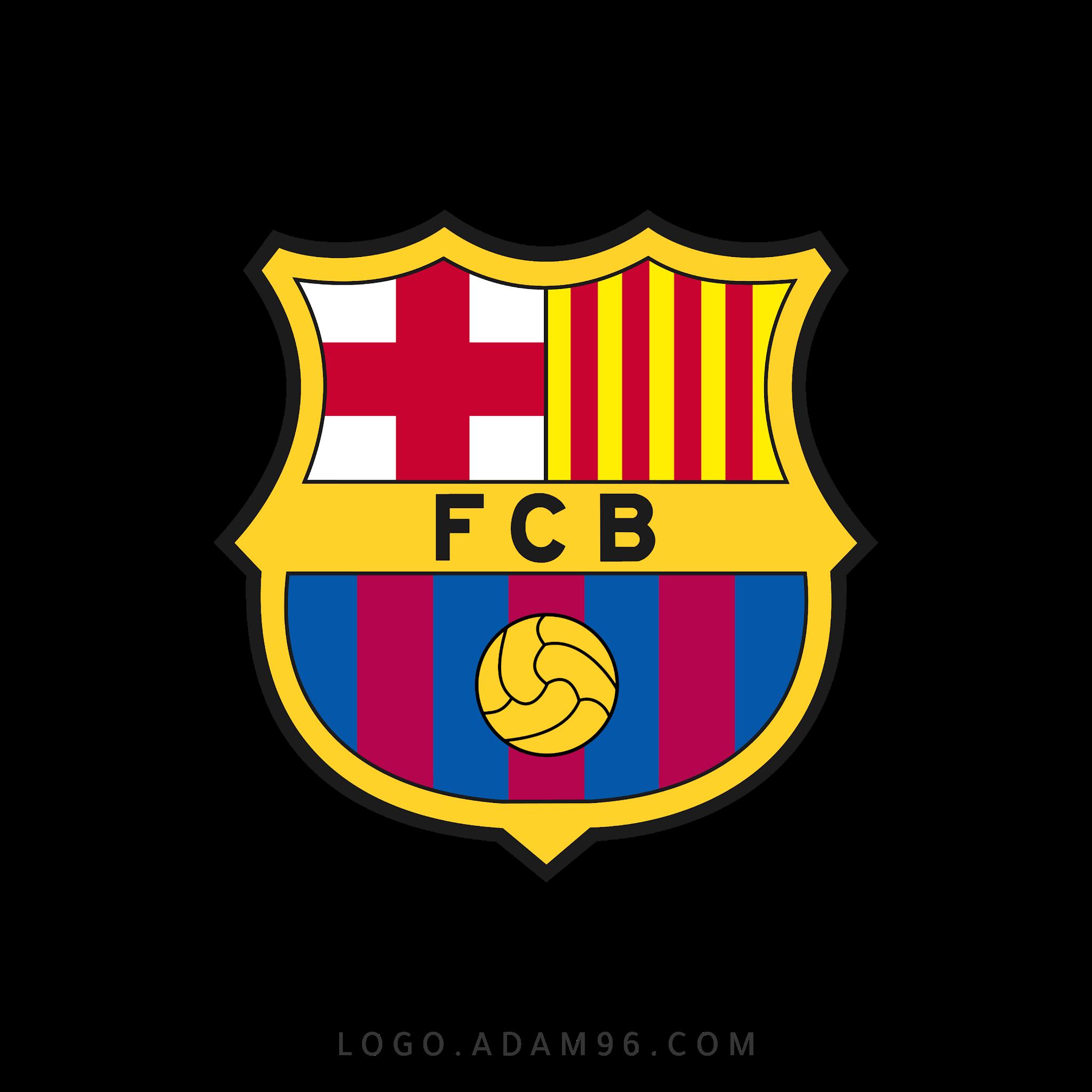 تحميل شعار نادي برشلونة لوجو نادي برشلونة لكرة القدم بصيغة شفافة Logo FC Barcelona PNG
