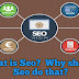 What is Seo?  Why should Seo do that?