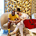 D'banj All Smiles With His Wife As They 'Baecation' In Dubai
