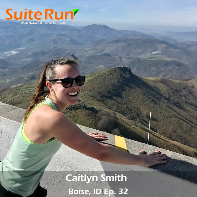 32 | Boise, ID with Caitlyn Smith: Running in Potato Land - For Real