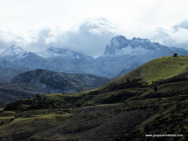 senderismo fácil Lagos de Covadonga
