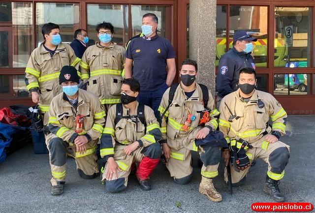 Bomberos de Puerto Montt