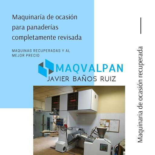 Venta de maquinaría de ocasión para panaderías - MaqValPan