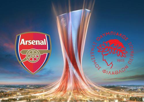 Arsenal vs Olympiakos Piraeus -Highlights 27 February 2020