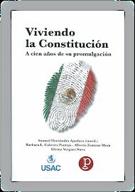 """[Libro] """"VIVIENDO LA CONSTITUCIÓN"""""""