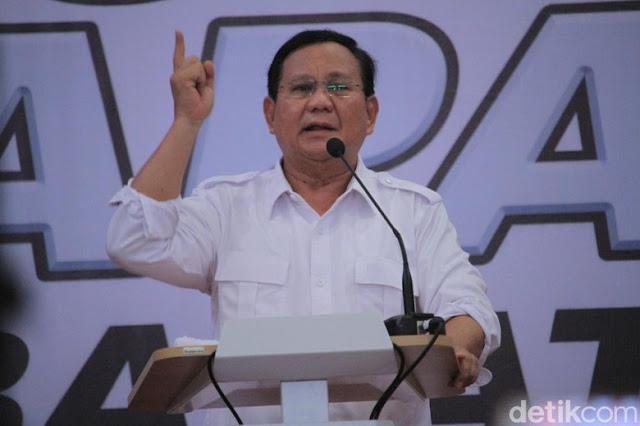 Bocoran Gerindra-PKS Soal Elite Mental Maling yang Disebut Prabowo